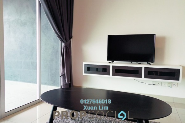 For Sale Condominium at Kiara Residence 2, Bukit Jalil Freehold Fully Furnished 3R/3B 800k