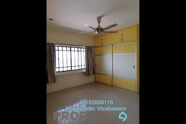 For Sale Condominium at Sri Bayu, UEP Subang Jaya Freehold Unfurnished 3R/2B 750k