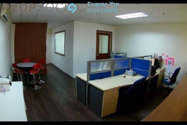 For Sale Office at Plaza Mont Kiara, Mont Kiara Freehold Semi Furnished 0R/0B 440k