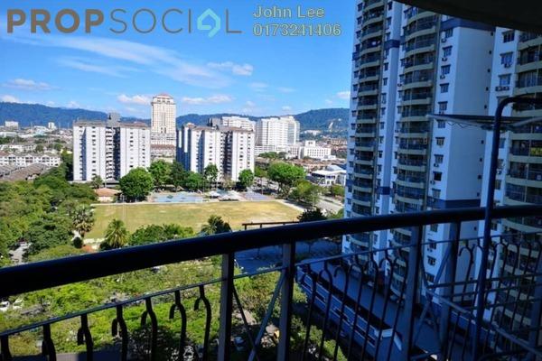 For Sale Condominium at Pandan Villa, Pandan Indah Leasehold Semi Furnished 3R/2B 465k