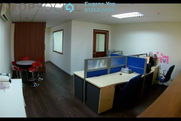 For Rent Office at Plaza Mont Kiara, Mont Kiara Freehold Semi Furnished 0R/0B 2.2k