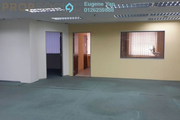 For Sale Office at Plaza Mont Kiara, Mont Kiara Freehold Unfurnished 0R/0B 328k