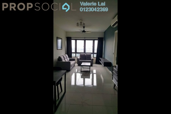 For Rent Serviced Residence at Tropicana Metropark, Subang Jaya Freehold Fully Furnished 2R/2B 2.4k