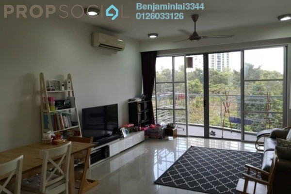 For Sale Condominium at The Westside One, Desa ParkCity Freehold Semi Furnished 3R/2B 1.38m