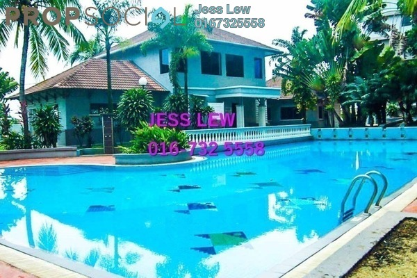 For Sale Condominium at Selat Horizon Condominium, Melaka Freehold Fully Furnished 3R/2B 310k