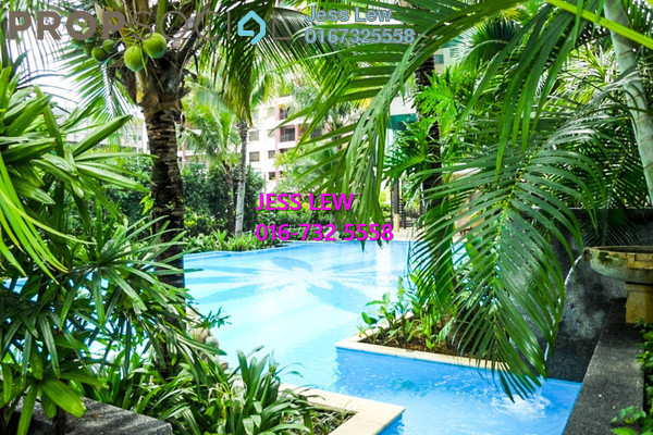 For Sale Condominium at Flora Murni, Mont Kiara Freehold Semi Furnished 3R/5B 1.45m