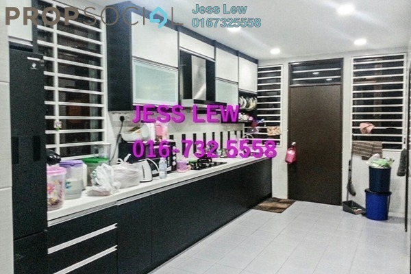 For Sale Terrace at Bandar Damai Perdana, Cheras South Freehold Semi Furnished 5R/4B 1.33m