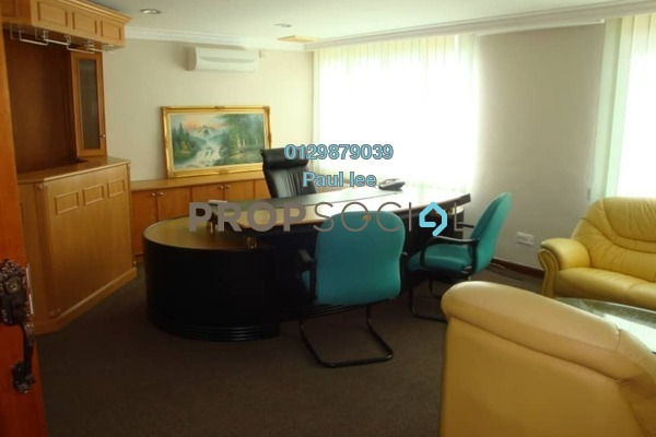 For Rent Office at USJ 9, UEP Subang Jaya Freehold Fully Furnished 5R/2B 2.9k
