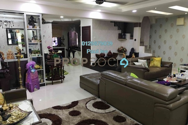 For Sale Terrace at Puchong Hartamas, Puchong Freehold Semi Furnished 5R/3B 890k