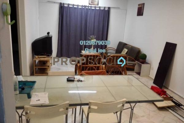 For Sale Apartment at Kenanga Apartment, Pusat Bandar Puchong Freehold Semi Furnished 3R/2B 355k