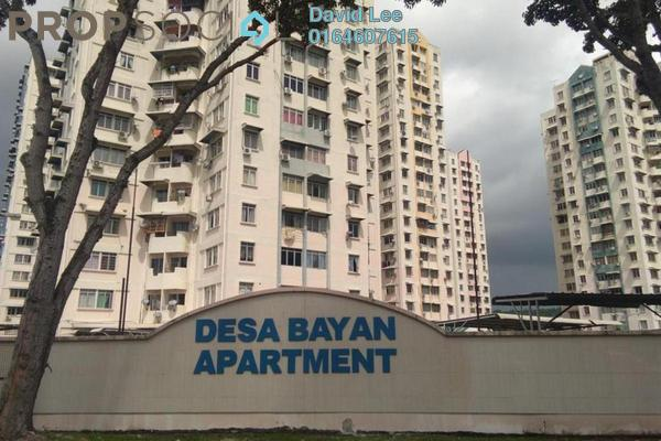For Sale Apartment at Desa Bayan, Sungai Ara Freehold Unfurnished 3R/2B 320k
