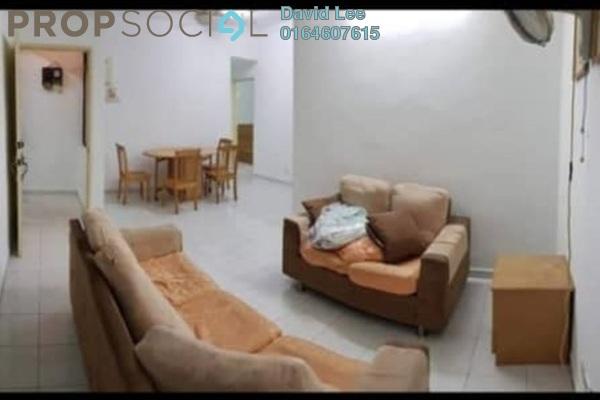 For Rent Apartment at Taman Sri Bunga, Jelutong Freehold Semi Furnished 3R/2B 900translationmissing:en.pricing.unit