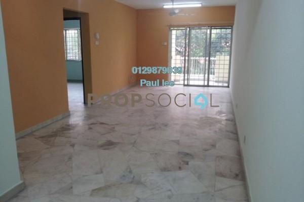 For Sale Condominium at Brem Park, Kuchai Lama Freehold Semi Furnished 3R/2B 455k