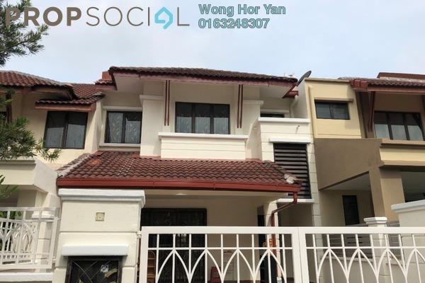 For Sale Terrace at Puteri 6, Bandar Puteri Puchong Freehold Unfurnished 4R/3B 910k