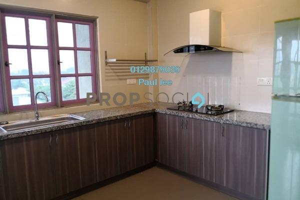 For Sale Apartment at Sunway Court, Bandar Sunway Freehold Fully Furnished 3R/2B 395k