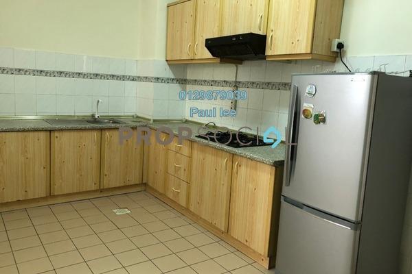 For Sale Condominium at Impian Heights, Bandar Puchong Jaya Freehold Semi Furnished 3R/2B 390k