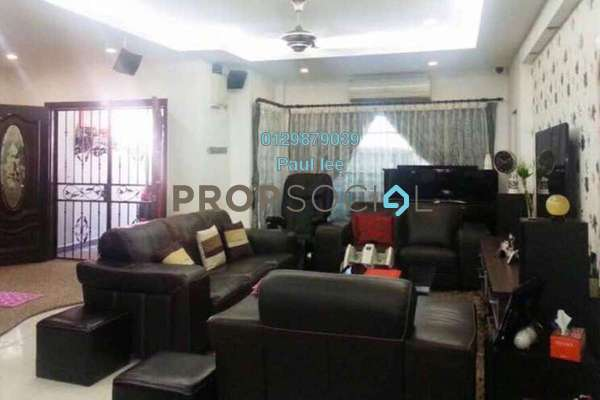 For Sale Terrace at Puteri 12, Bandar Puteri Puchong Freehold Fully Furnished 4R/3B 1.05m