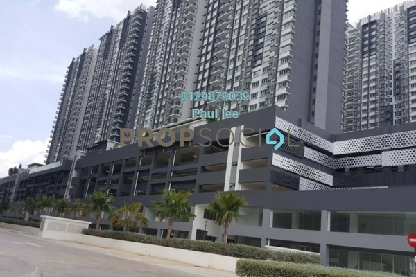 For Rent Shop at Savanna Lifestyle Shops, Southville City Freehold Semi Furnished 1R/4B 3.5k