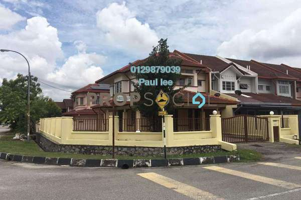 For Sale Terrace at Putra Indah, Putra Heights Freehold Semi Furnished 4R/3B 1.2m