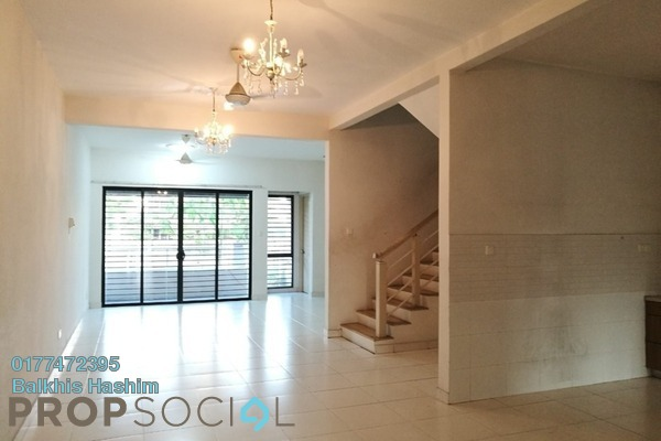 For Rent Terrace at Clover Park, Denai Alam Freehold Semi Furnished 3R/4B 2.4k