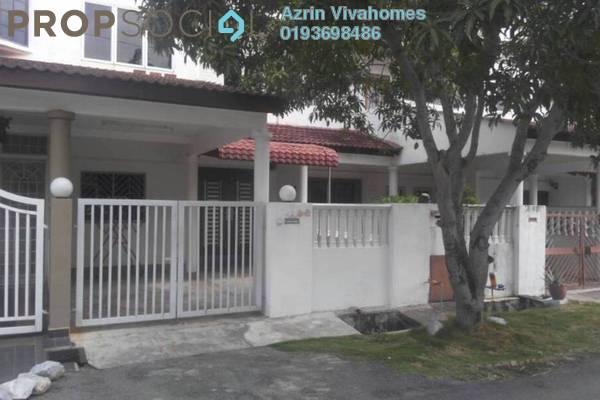 For Rent Terrace at Taman Klang Utama, Klang Freehold Unfurnished 3R/2B 1.2k