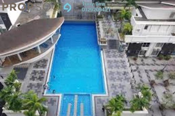 For Rent SoHo/Studio at Axis SoHu, Pandan Indah Freehold Semi Furnished 0R/1B 1.8k