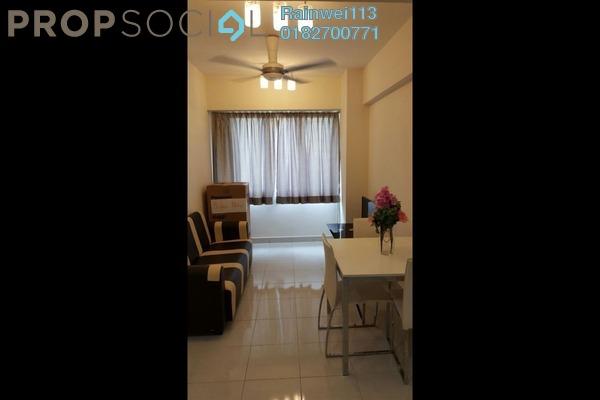 For Sale Condominium at Main Place Residence, UEP Subang Jaya Freehold Fully Furnished 1R/1B 320k