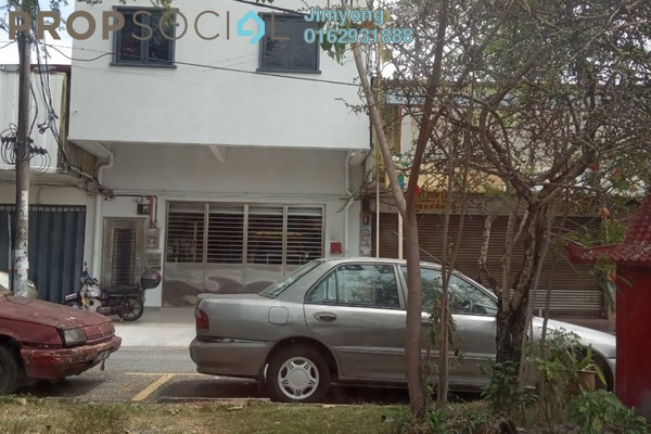 For Rent Shop at Kepong Baru, Kepong Freehold Unfurnished 1R/1B 3k