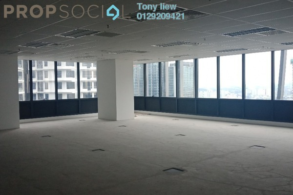 For Rent Office at KL Gateway, Bangsar South Freehold Unfurnished 0R/0B 6k