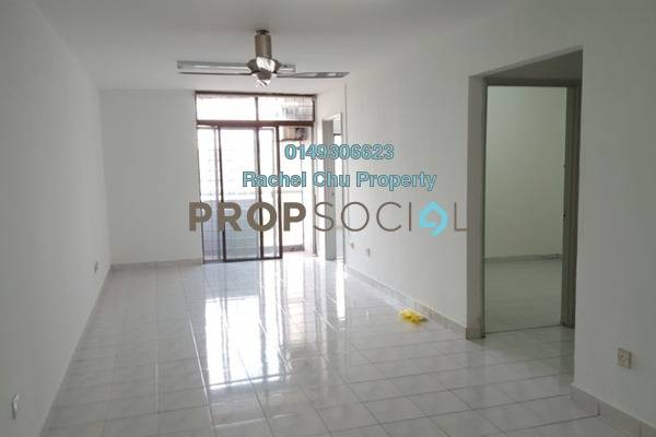 For Rent Condominium at Kenanga Point, Pudu Freehold Semi Furnished 3R/2B 1.6k
