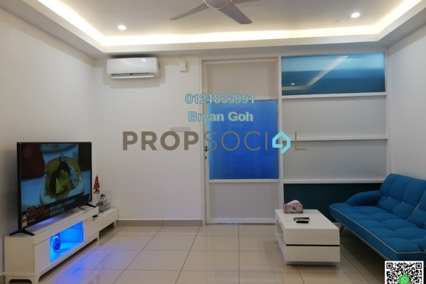For Rent Condominium at Penang World City, Batu Uban Freehold Fully Furnished 1R/1B 1.6k