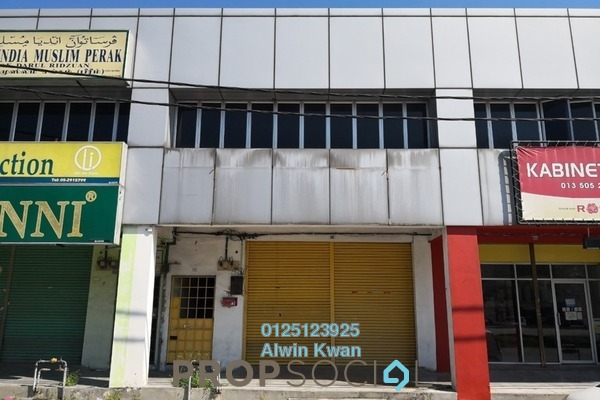 For Rent Shop at IGB International Industrial Park, Ipoh Freehold Unfurnished 0R/3B 1.8k
