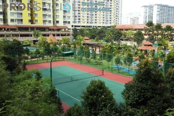 For Sale Condominium at Platinum Lake PV10, Setapak Freehold Fully Furnished 4R/2B 450k