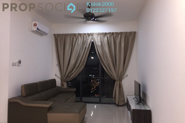 For Rent Condominium at South View, Bangsar South Freehold Fully Furnished 3R/2B 1.4k
