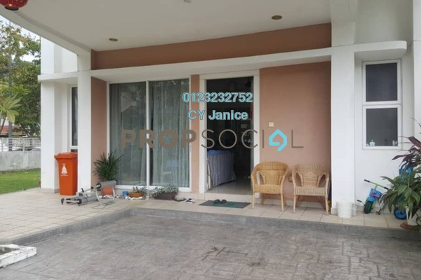 For Rent Terrace at Ken Damansara I, Petaling Jaya Freehold Fully Furnished 4R/4B 5k