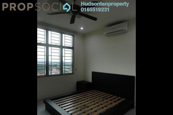 For Sale Condominium at Kasturi Idaman Condominium, Kota Damansara Freehold Semi Furnished 3R/2B 380k