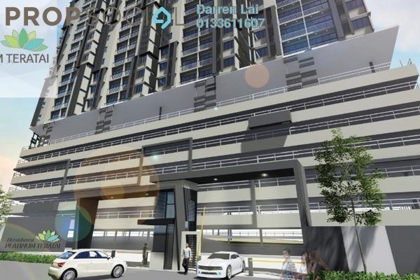 For Sale Condominium at Residensi Platinum Teratai, Kuala Lumpur Freehold Semi Furnished 3R/2B 362k