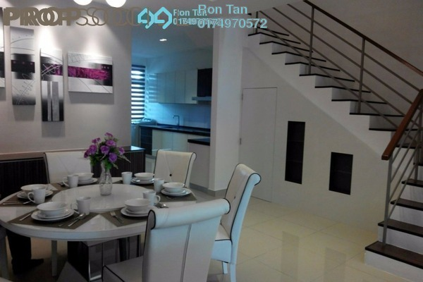 For Sale Terrace at Rena Park, Balik Pulau Freehold Unfurnished 5R/4B 755k