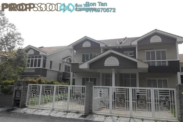 For Rent Semi-Detached at Pinang Village, Balik Pulau Freehold Unfurnished 4R/3B 1.5k