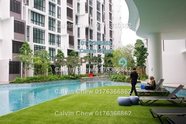 For Sale Condominium at H2O Residences, Ara Damansara Freehold Unfurnished 3R/0B 504k