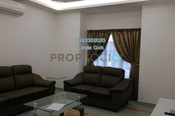 For Rent Bungalow at Taman Bukit Saga, Shah Alam Freehold Fully Furnished 7R/4B 6k