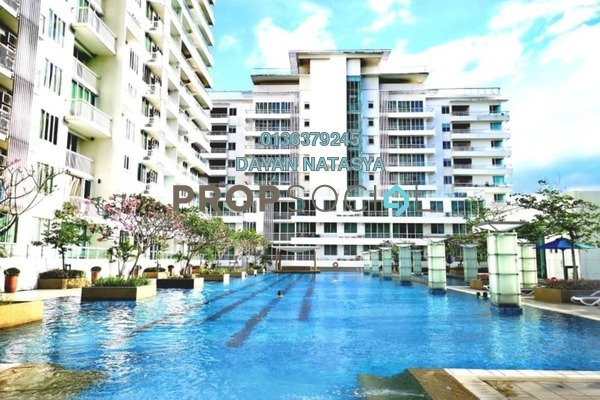 For Sale Condominium at Embassyview, Ampang Hilir Freehold Fully Furnished 4R/4B 1.8m