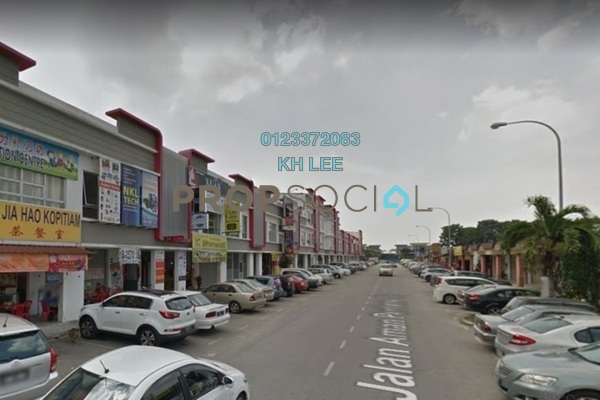 For Rent Shop at Taman Aman Perdana, Meru Freehold Unfurnished 0R/0B 1.8k