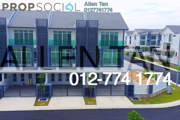 For Sale Terrace at Bangi Avenue, Kajang Freehold Unfurnished 7R/7B 680k