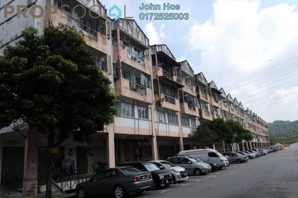 For Sale Apartment at Taman Pinggiran Putra, Bandar Putra Permai Freehold Unfurnished 3R/2B 150k