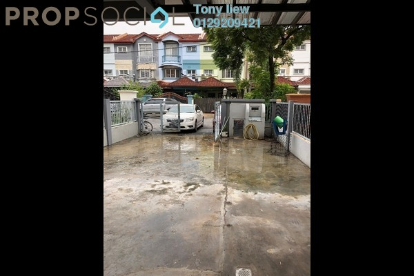 For Sale Terrace at Mutiara Puchong, Puchong Freehold Semi Furnished 5R/4B 790k