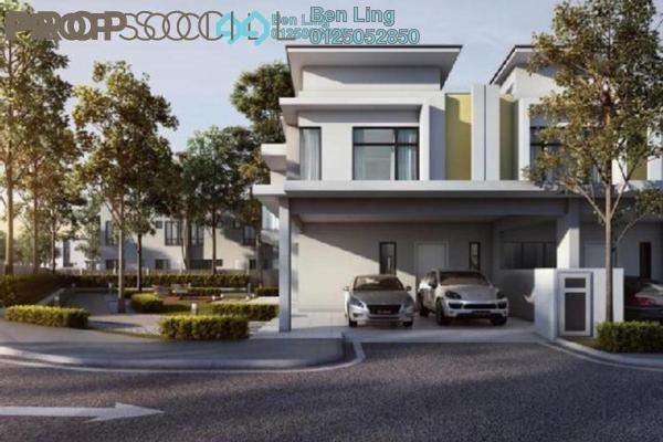 For Sale Terrace at Bandar Springhill, Sendayan Freehold Unfurnished 4R/4B 619k