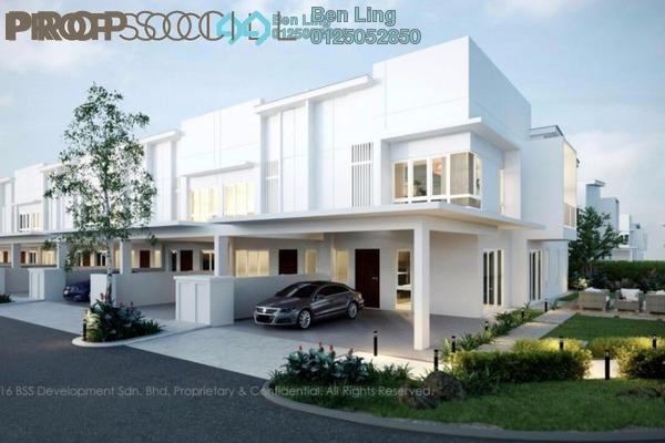 For Sale Terrace at Suriaman 3, Bandar Sri Sendayan Freehold Unfurnished 4R/3B 519k
