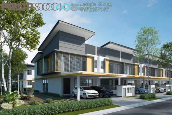 For Sale Terrace at Davina, Nilai Impian Freehold Semi Furnished 4R/4B 518k
