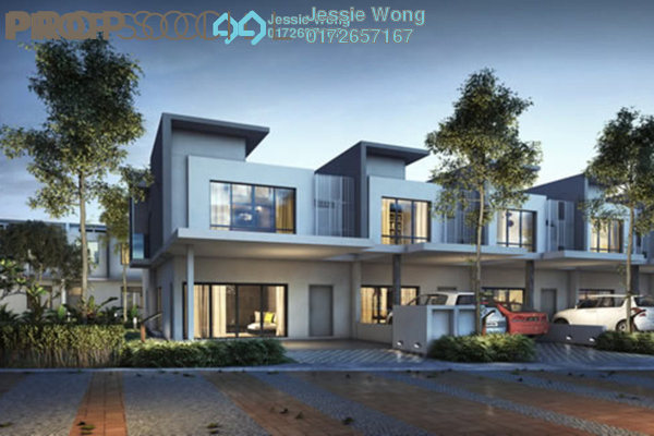 For Sale Terrace at DPulze, Cyberjaya Freehold Semi Furnished 4R/4B 528k